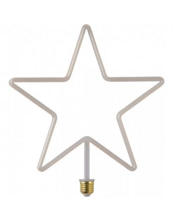 Sompex Seren kerstster / ster led dimbaar E27 17cm