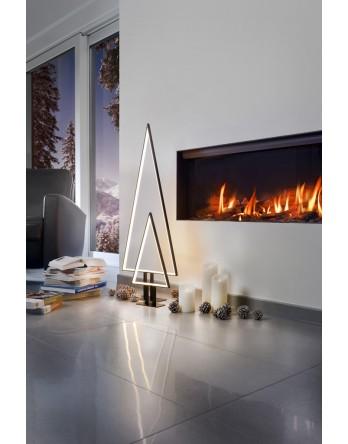 Sompex LED kerstboom Pine / tafellamp H100cm zwart