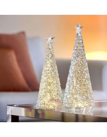 Sompex Glamor Kerstboom LED H28cm
