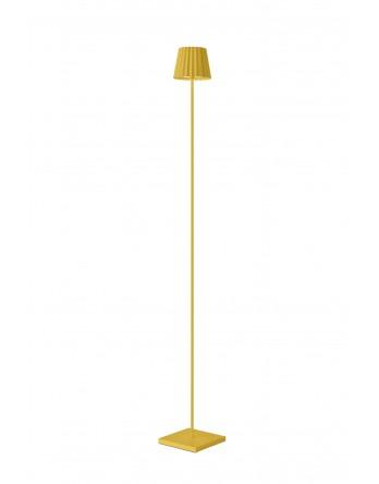Sompex Troll LED vloerlamp accu - binnen / buiten - geel