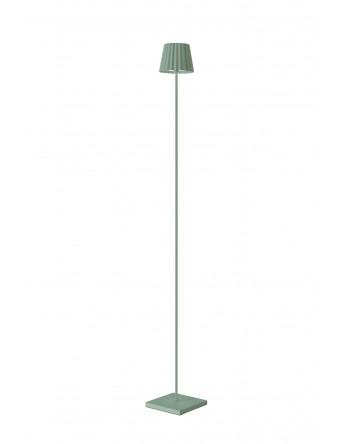Sompex Troll LED vloerlamp accu binnen / buiten groen