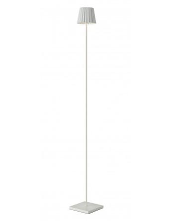 Sompex Troll LED vloerlamp accu - binnen / buiten - wit