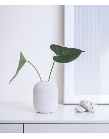 Studio Macura - SUVO vaas puimsteen H14.5cm