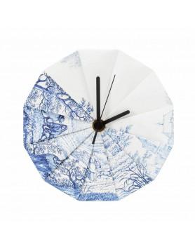 Pepe Heykoop - Take Time wandklok - delftsblauw