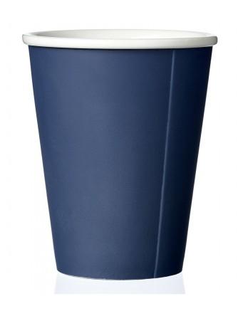 Viva Anytime papercup Andy - theemok - dark ocean