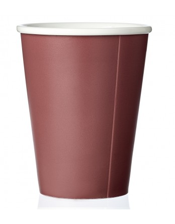 Viva Anytime papercup Andy - theemok - nordic brick