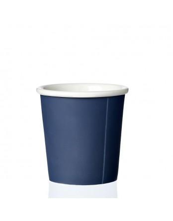 Viva Anytime papercup Anna - espressomok - dark ocean