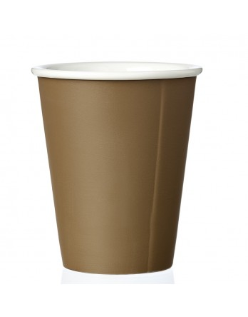Viva Anytime papercup Laura - koffiemok - deep forest