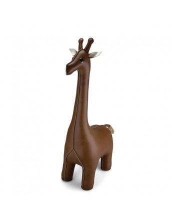 Züny Classic deurstop giraf bruin