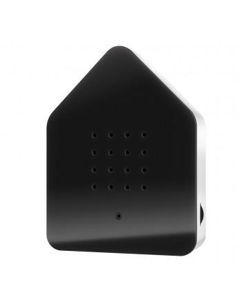 Zwitscherbox classic vogelhuisje sensor - zwart