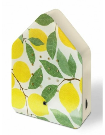 Zwitscherbox vogelhuisje sensor special lemon